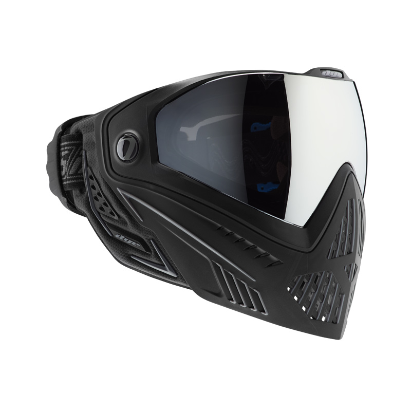 DYE I5 Paintballmaske Onyx