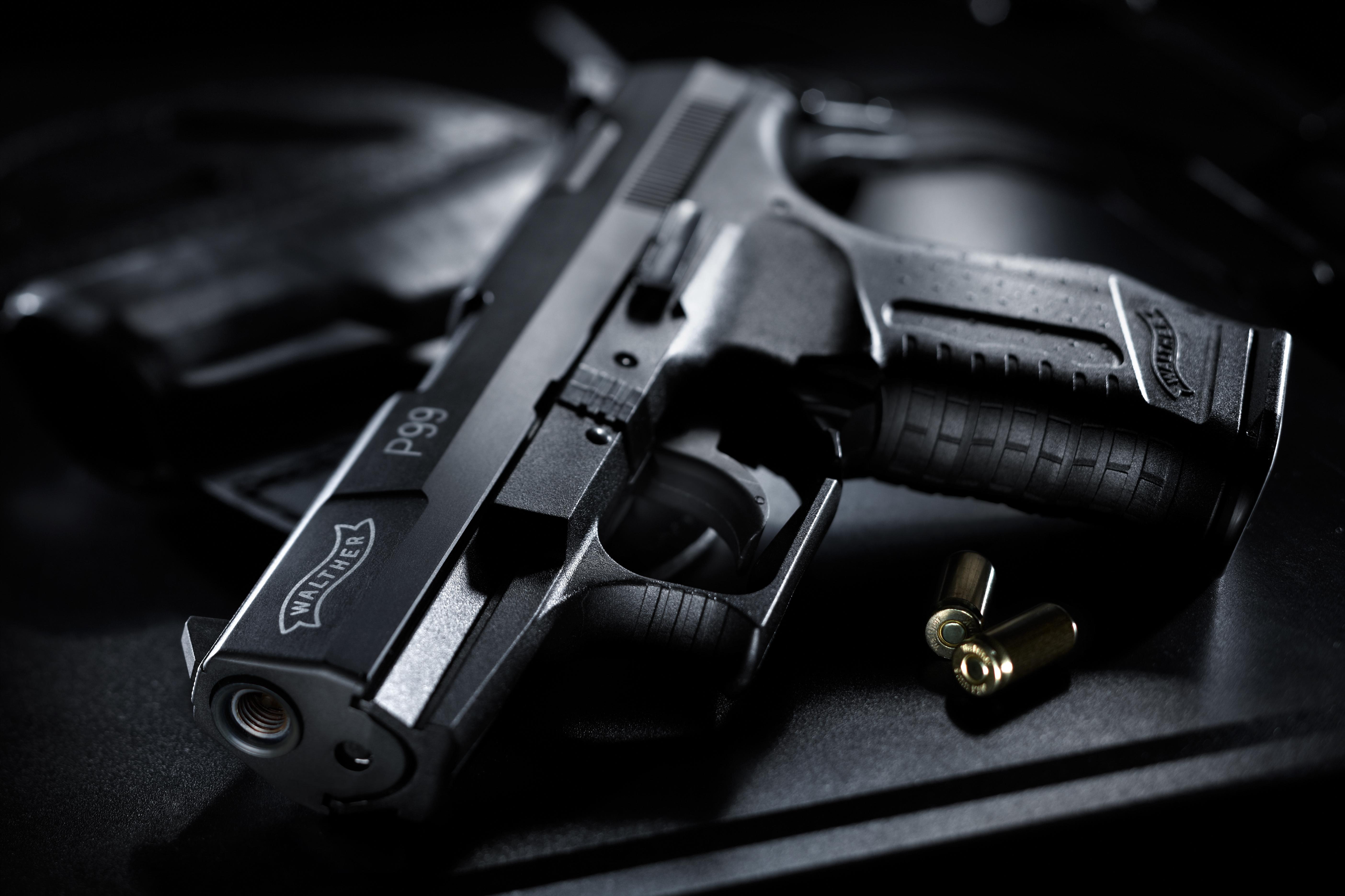 Walther P99 Schreckschuss Pistole 9mm schwarz