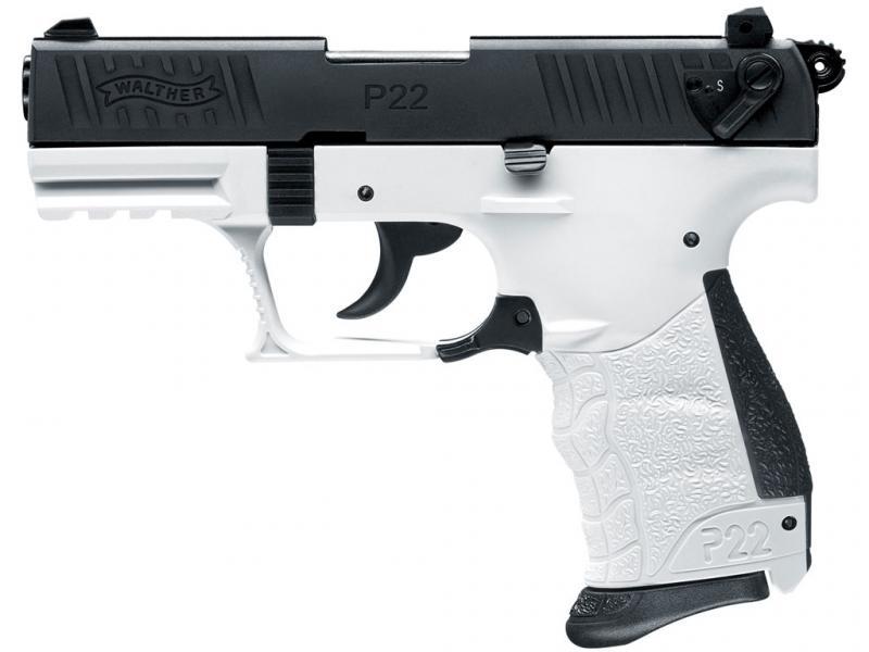 Walther P22Q Chess Schreckschuss Pistole