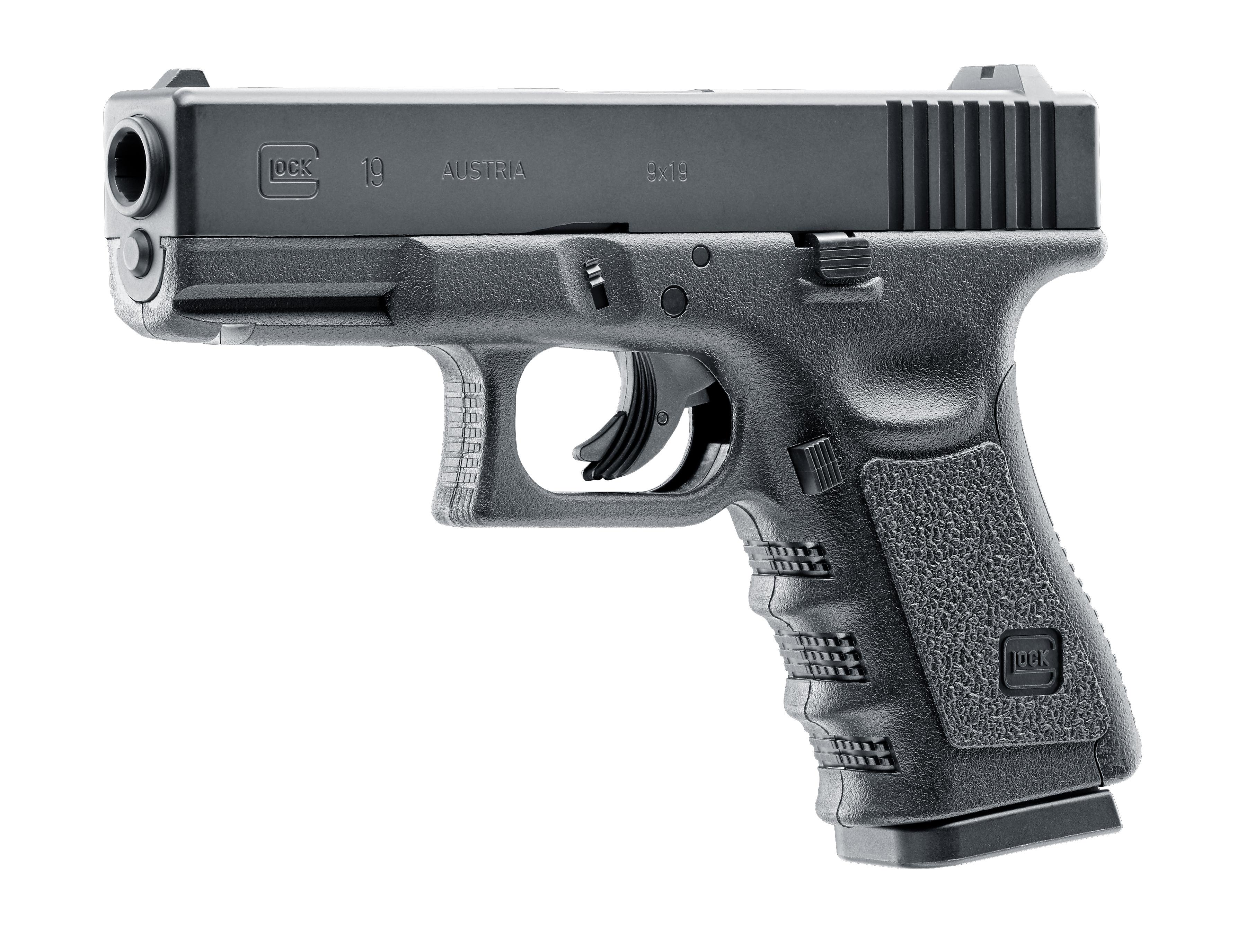 Glock 19 CO2-Pistole NBB 4,5mm BB