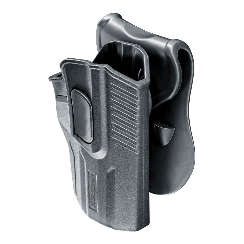 Hartschalenholster für  Walther PPQ