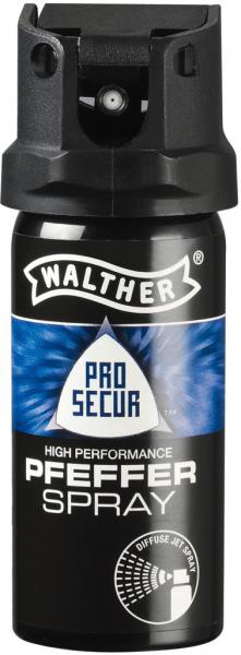 Walter ProSecur Pfefferspray 53ml  / Abwehrspray