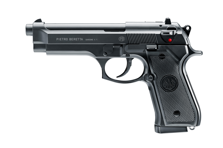 Beretta 92FS Airsoftpistole, 6mm BB CO2