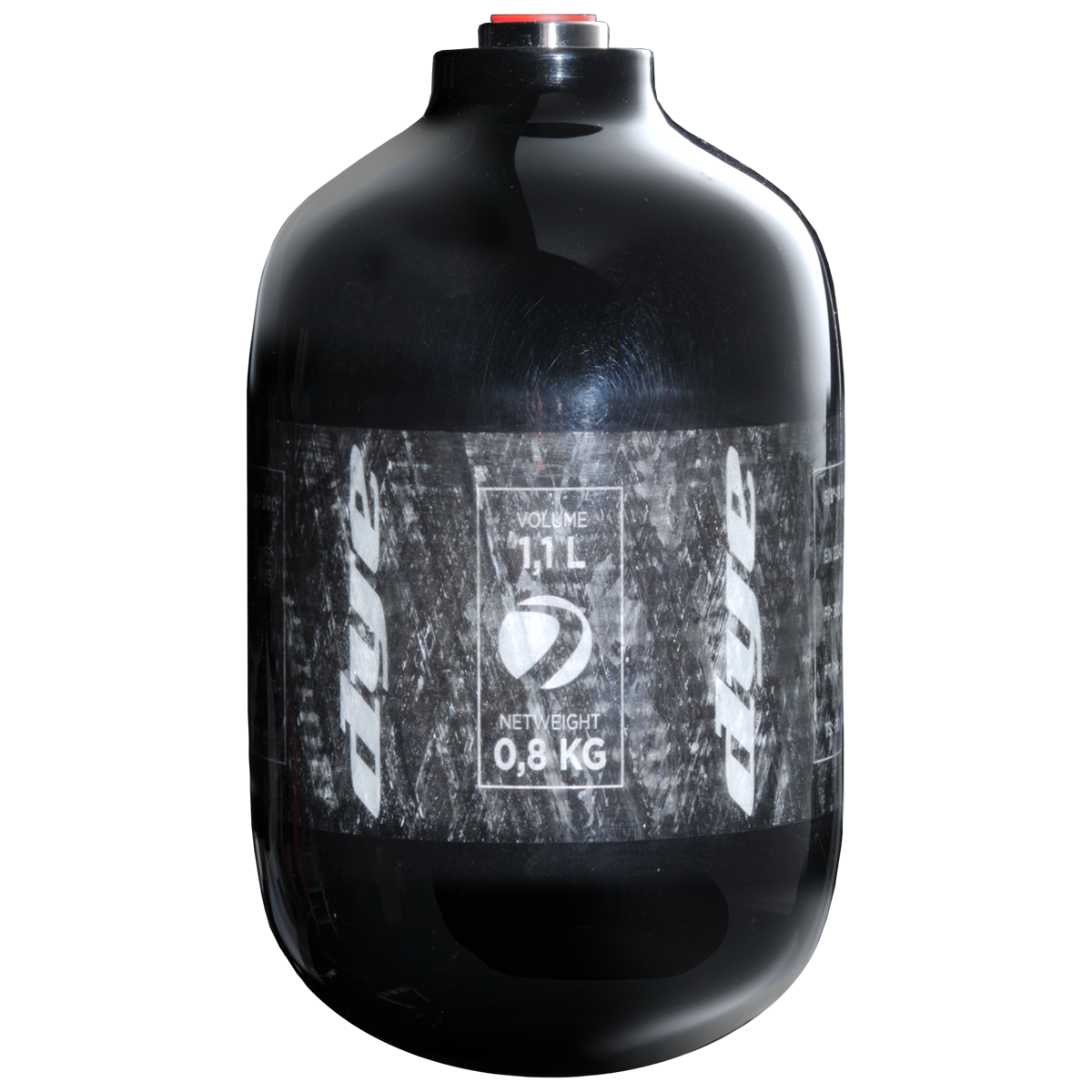 HP Flasche DYE Core Air Tank 1,1l, 300bar