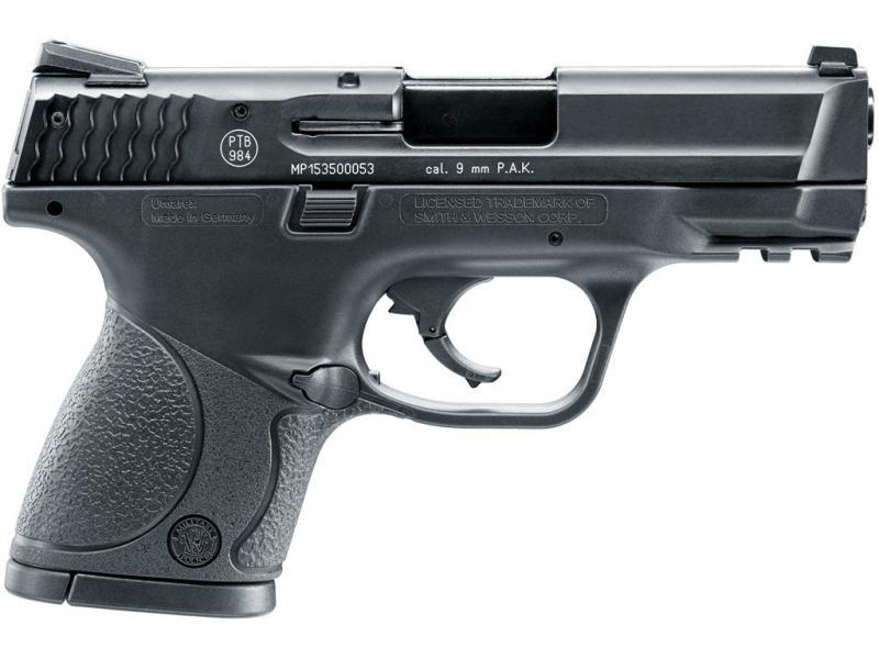 Smith & Wesson M&Pc Schreckschusspistole 9mm P.A.K