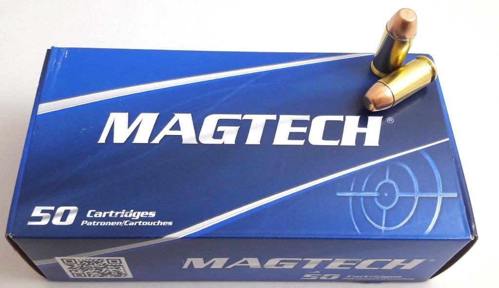 Magtech Pistolenpatrone 40S&W, FMJ-F, 180grs