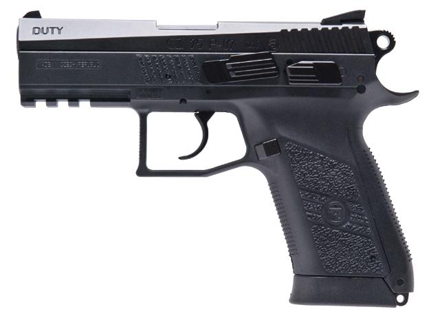 CZ 75 P07-Duty CO2-Pistole, Blowback, 4,5mm BB