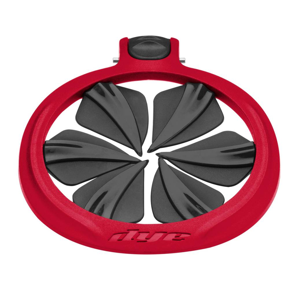 R2 Quick Feed Rotor Black/Red