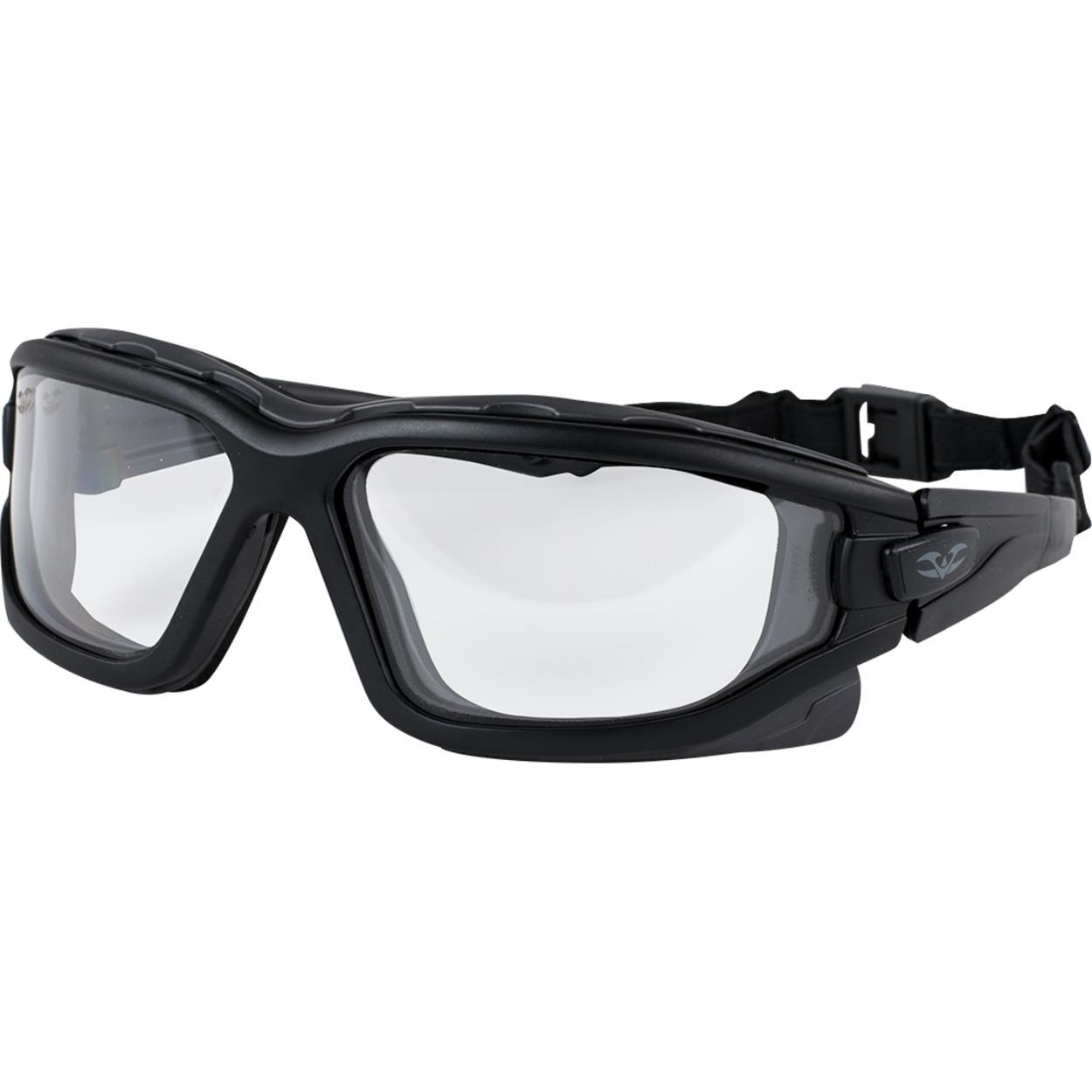 Airsoft Brille / Schießbrille Valken Zulu klar