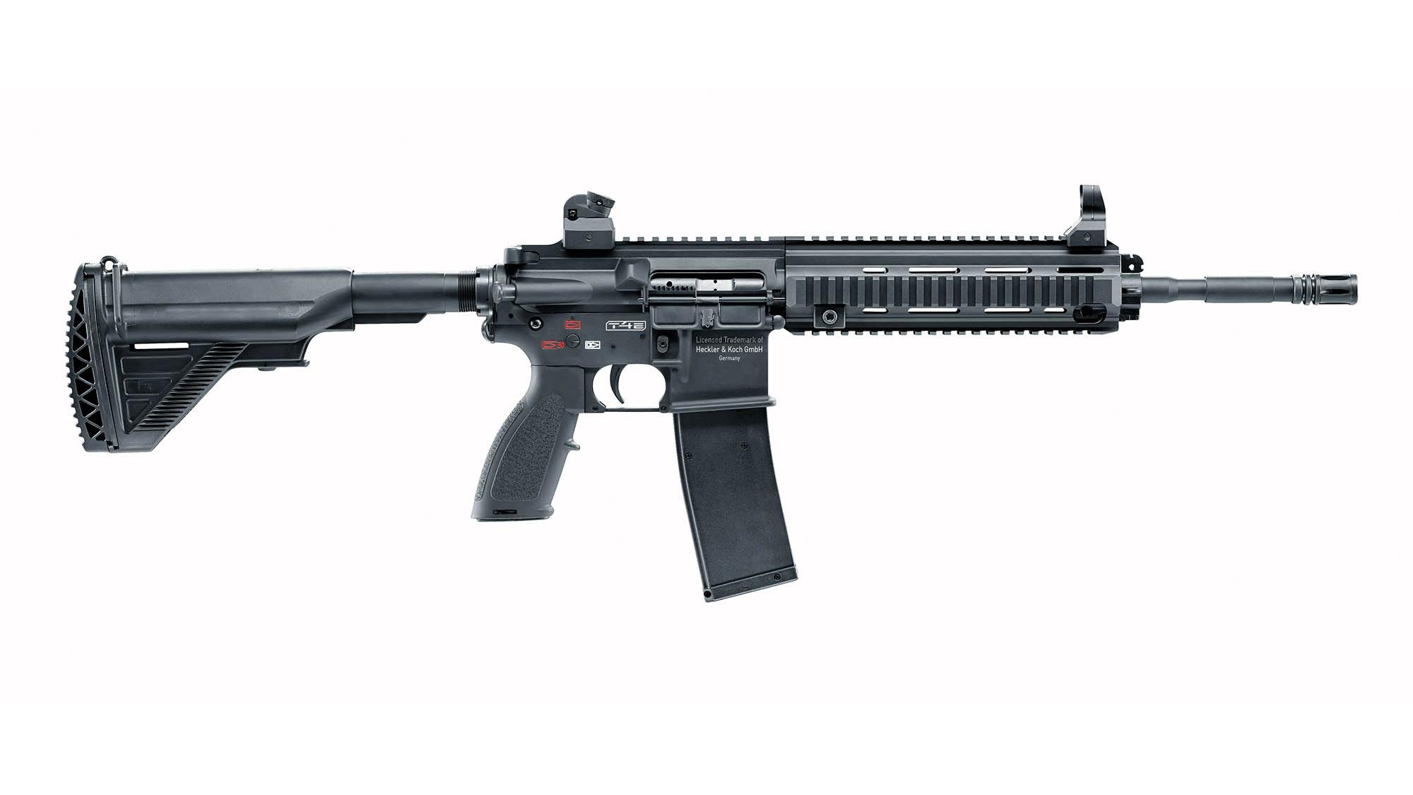 Umarex Heckler & Koch 416D RAM T4E CO2-Gewehr, cal. .43