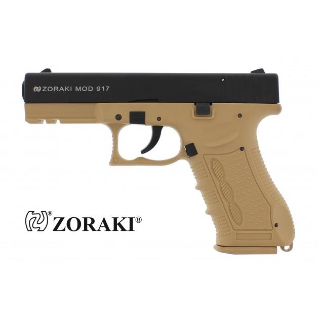 Zoraki 917 Desert Schreckschusspistole, 9mm P.A.K