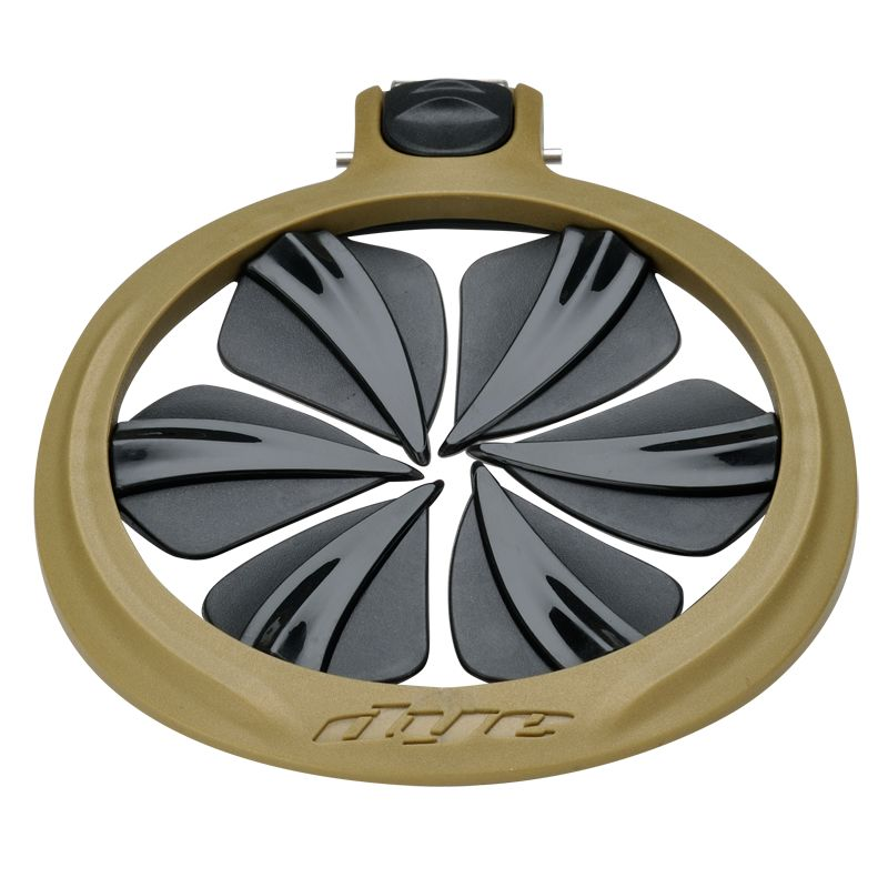 R2 Quick Feed Rotor Black/Gold