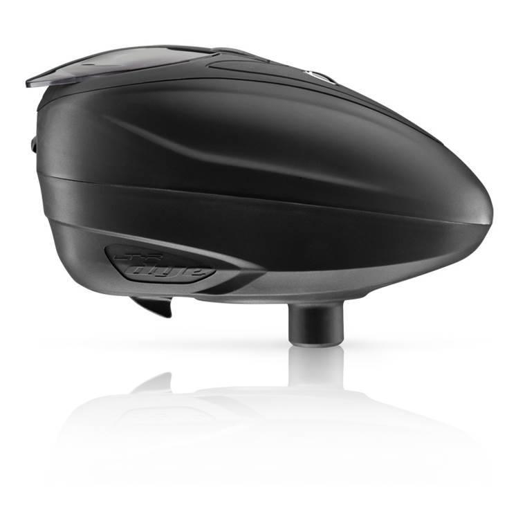 DYE Rotor LT-R schwarz, Paintball Loader