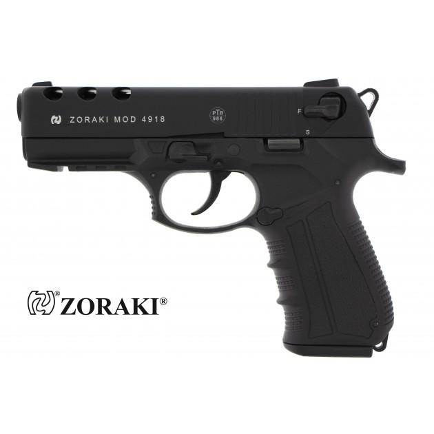 Zoraki 4918 Schreckschusspistole schwarz