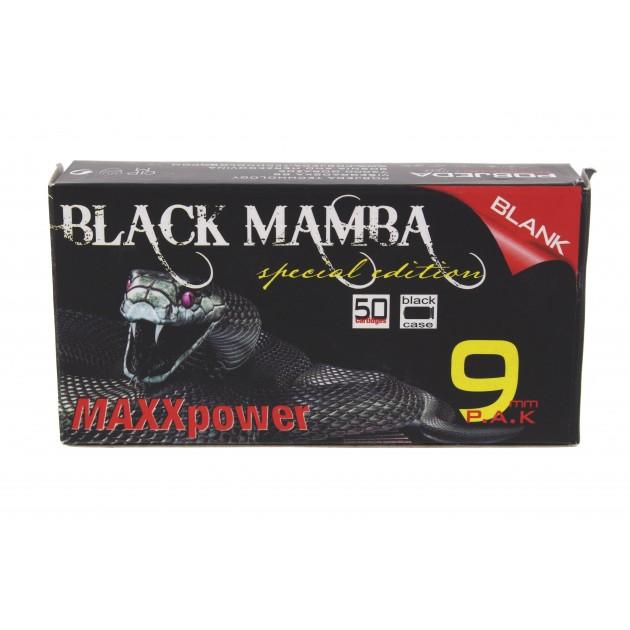 Black Mamba Platzpatrone 9mm PAK