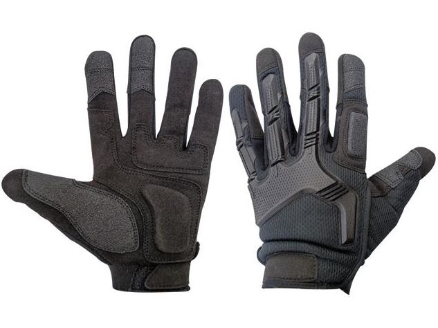Handschuhe Raptor schwarz Vollfinger