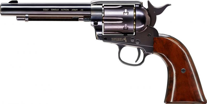 COLT SINGLE ACTION ARMY 45 Classic, 4,5mm BB