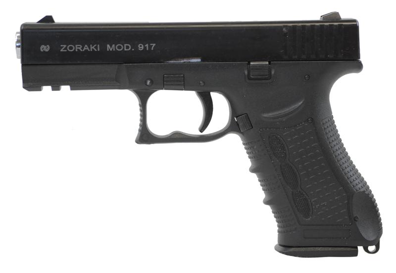 Zoraki 917 Schreckschusspistole, 9mm P.A.K schwarz