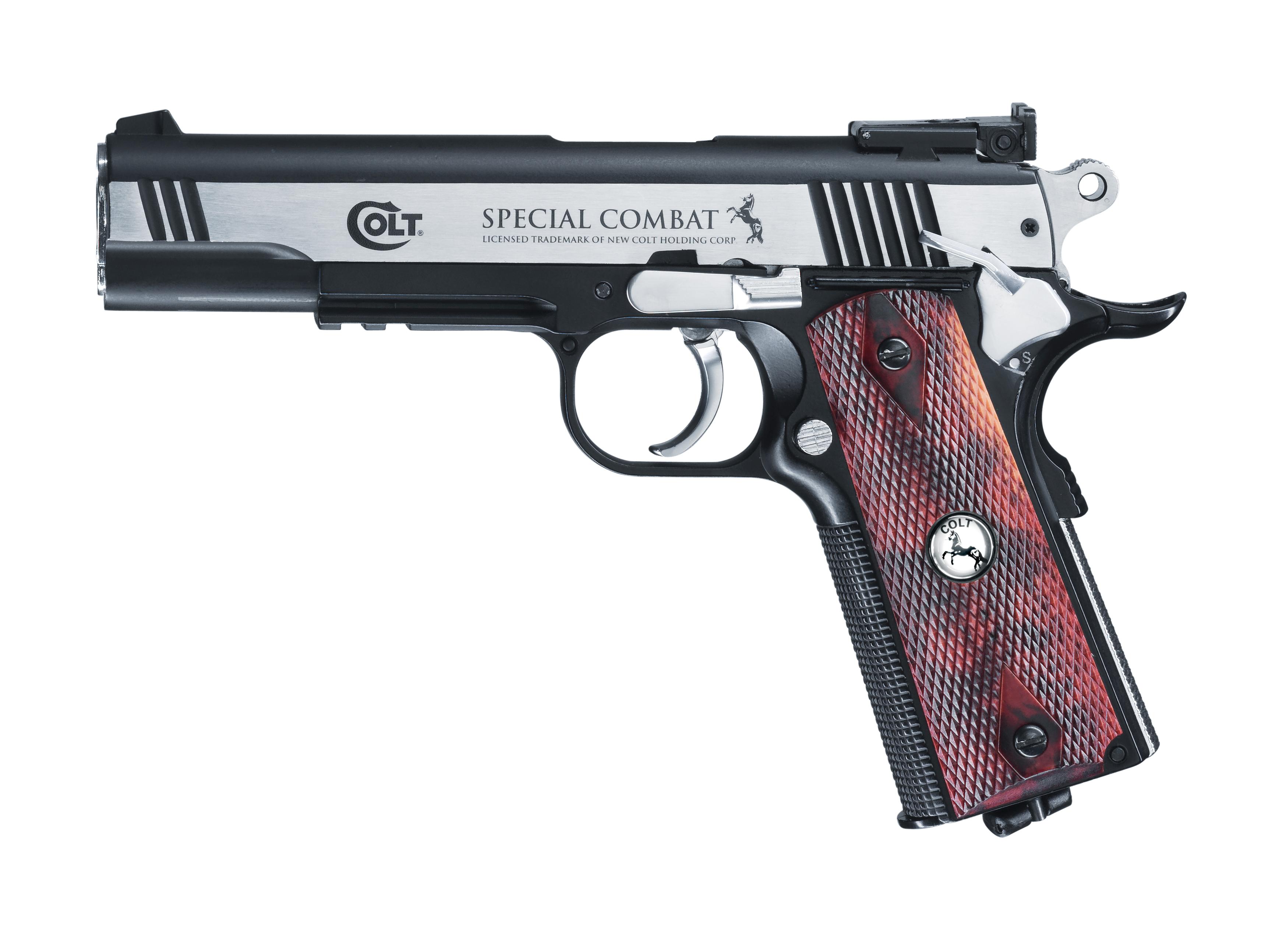 Colt Special Combat Classic CO2 Pistole