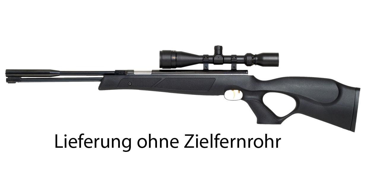 Weihrauch HW97 Black Line Luftgewehr, 4,5mm Diabolo