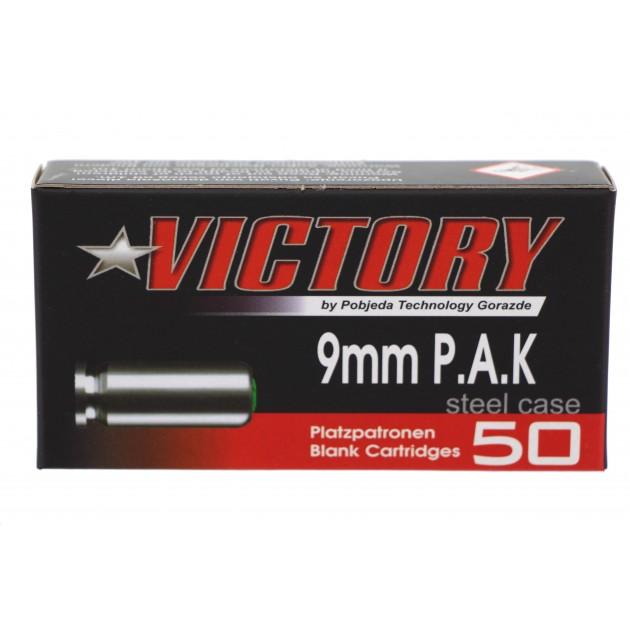 Victory Platzpatrone 9mm PAK