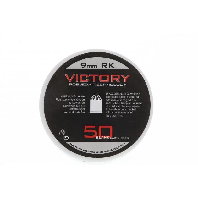 Victory Platzpatrone 9mm RK