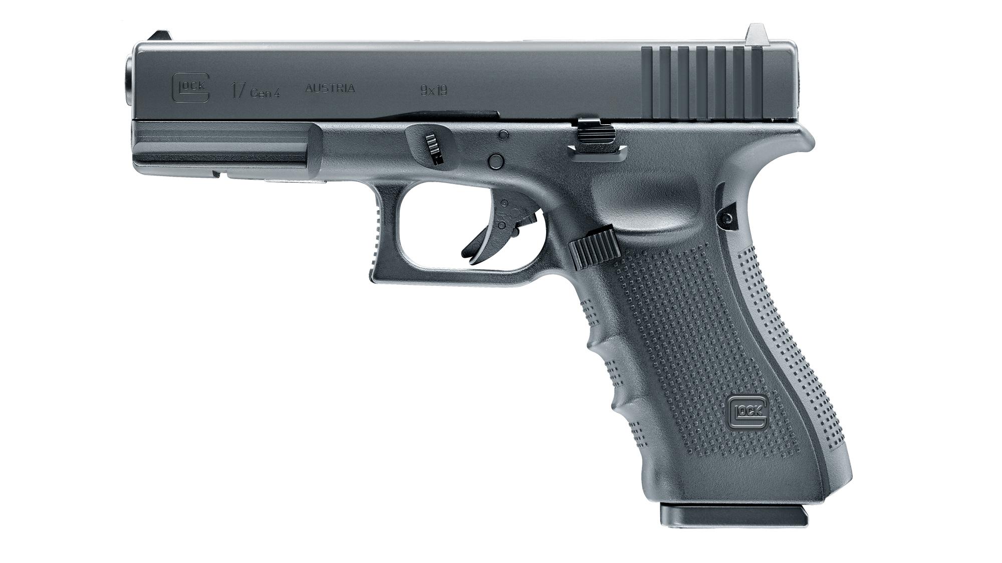 Glock 17 Gen 4 CO2-Pistole 4,5mm BB KWC